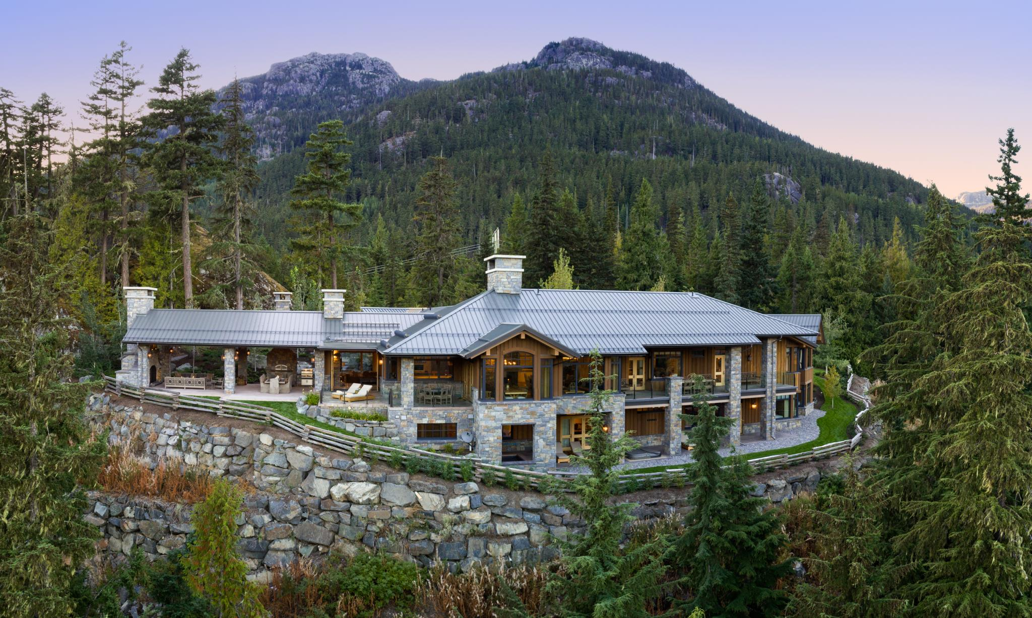 mountain oasis in whistler c 24950000 see it pic by hotspot media smallest house - Smallest House In The World 2016 Inside