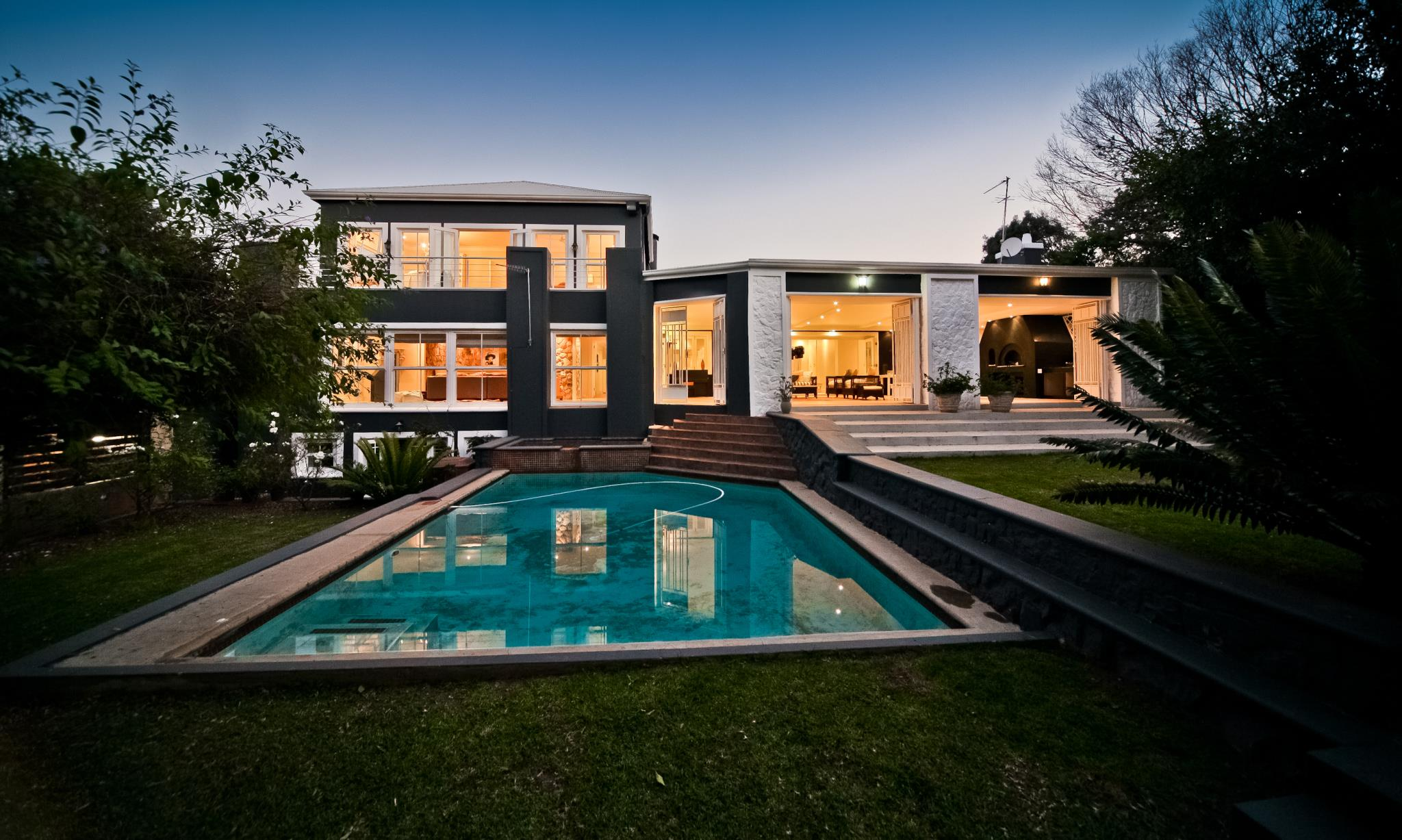 Magnificent home in Bryanston R 13,500,000 See it